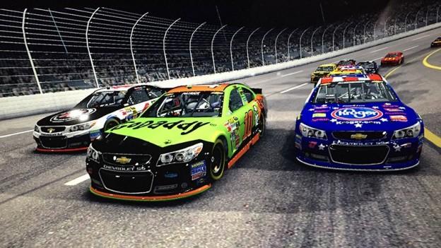 NASCAR '15 Screenshot #10 for PS3