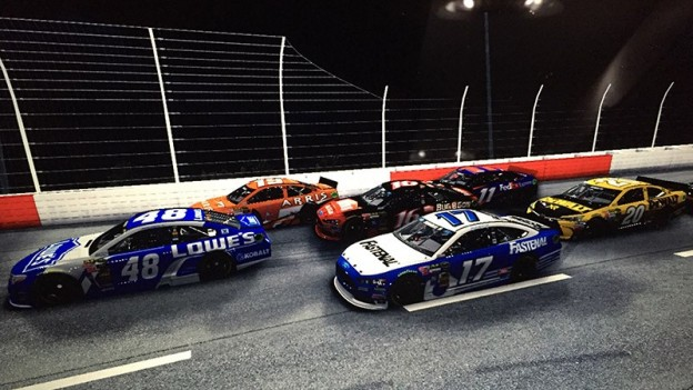 NASCAR '15 Screenshot #11 for PS3