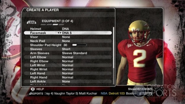 NCAA Football 09 Screenshot #575 for Xbox 360