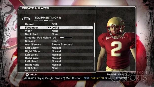 NCAA Football 09 Screenshot #575 for Xbox 360