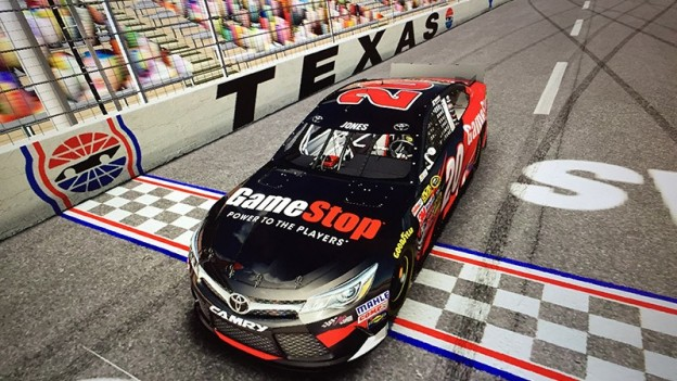 NASCAR '15 Screenshot #12 for PS3