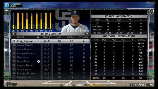 MLB 15 The Show Screenshot #144 for PS4