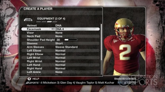 NCAA Football 09 Screenshot #576 for Xbox 360