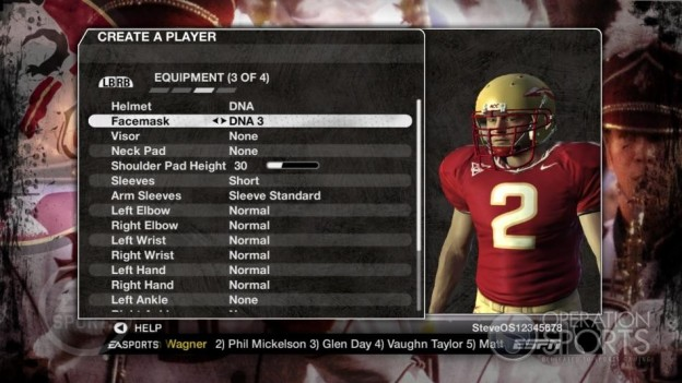 NCAA Football 09 Screenshot #577 for Xbox 360