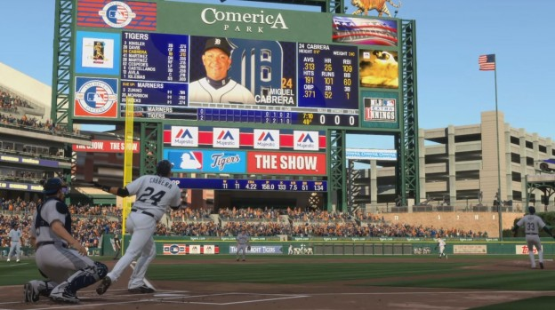MLB 15 The Show Screenshot #154 for PS4