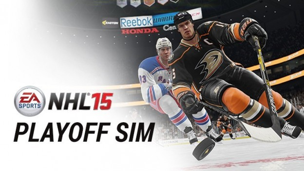NHL 15 Screenshot #107 for Xbox One