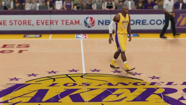 NBA 2K15 Screenshot #274 for PS4