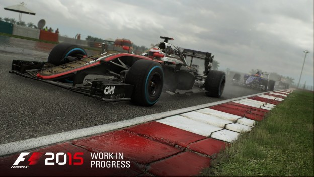 F1 2015 Screenshot #2 for PS4
