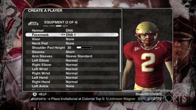 NCAA Football 09 Screenshot #579 for Xbox 360