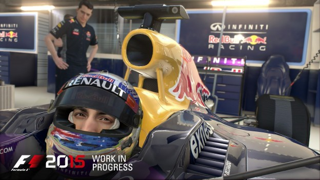 F1 2015 Screenshot #3 for PS4