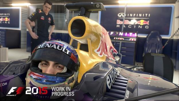 F1 2015 Screenshot #3 for PS4