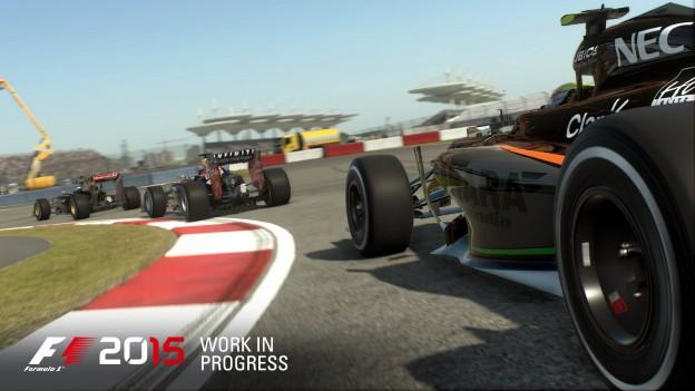F1 2015 Screenshot #4 for PS4
