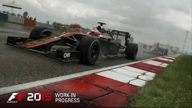 F1 2015 Screenshot #2 for PC