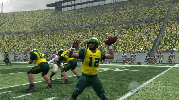 NCAA Football 09 Screenshot #581 for Xbox 360