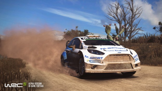 WRC 5 Screenshot #1 for Xbox One