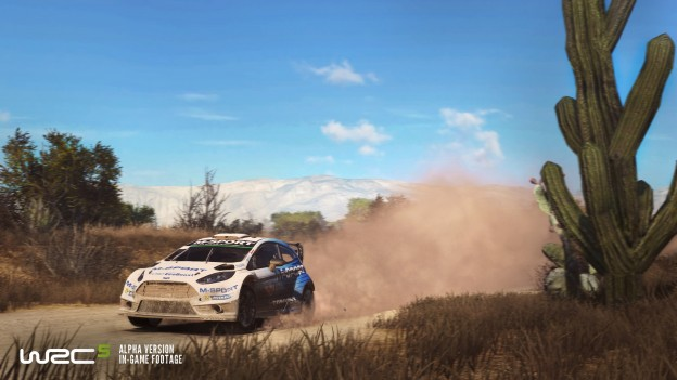 WRC 5 Screenshot #2 for PS4
