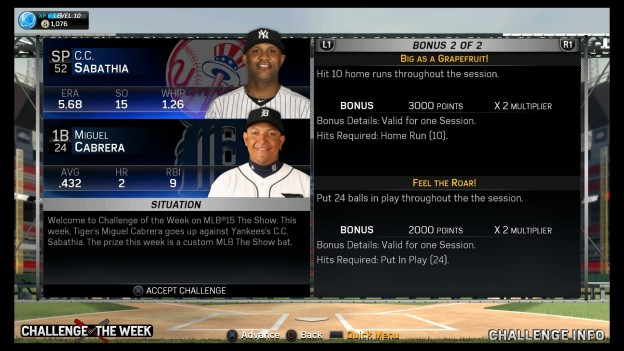 MLB 15 The Show Screenshot #160 for PS4