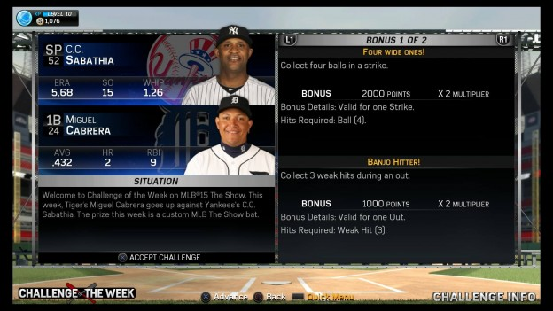 MLB 15 The Show Screenshot #161 for PS4