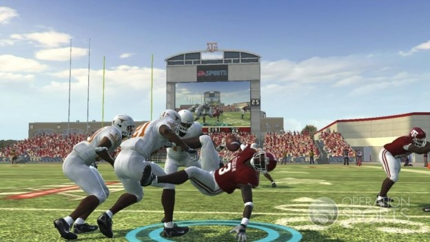 NCAA Football 09 Screenshot #583 for Xbox 360