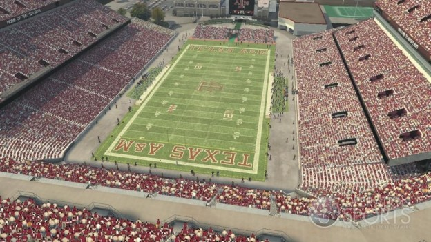 NCAA Football 09 Screenshot #584 for Xbox 360