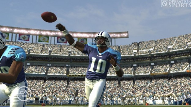 Madden NFL 08 Screenshot #3 for Xbox 360