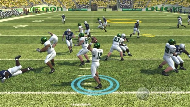NCAA Football 09 Screenshot #585 for Xbox 360