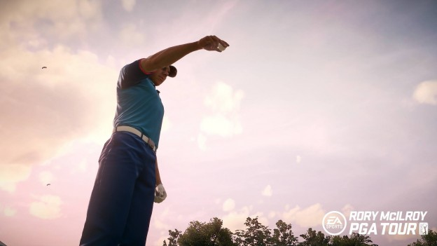 Rory McIlroy PGA TOUR Screenshot #47 for PS4