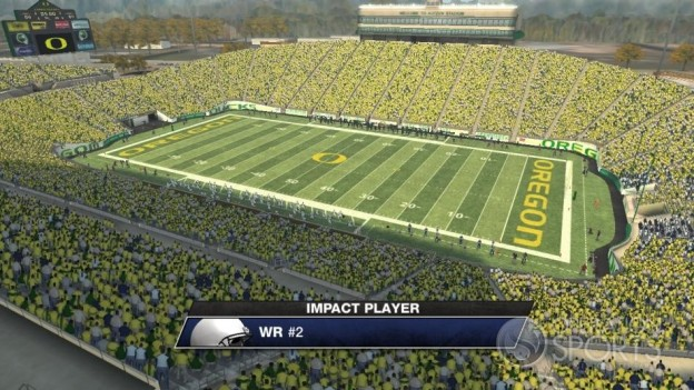 NCAA Football 09 Screenshot #587 for Xbox 360