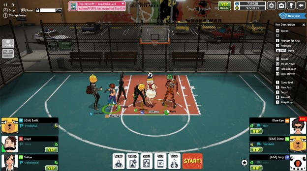 Freestyle2: Street Basketball Screenshot #3 for PC