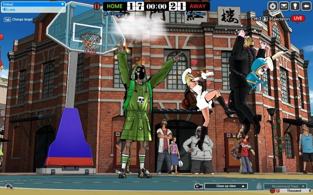 Freestyle2: Street Basketball Screenshot #4 for PC