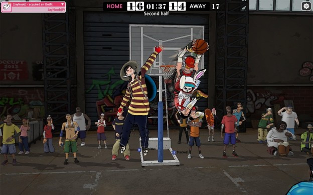 Freestyle2: Street Basketball Screenshot #6 for PC