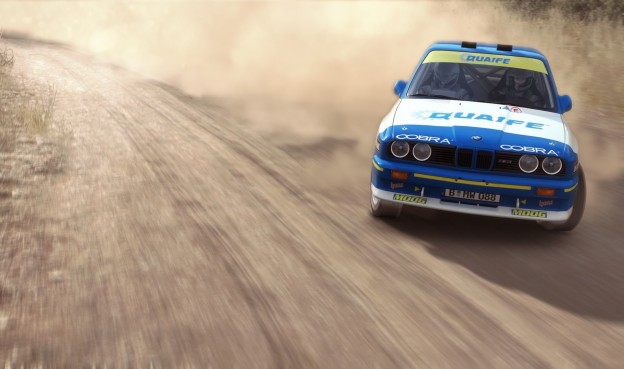 DiRT Rally Screenshot #1 for PC