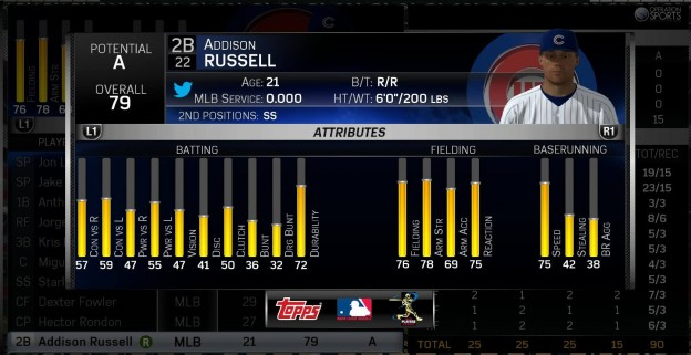 MLB 15 The Show Screenshot #168 for PS4
