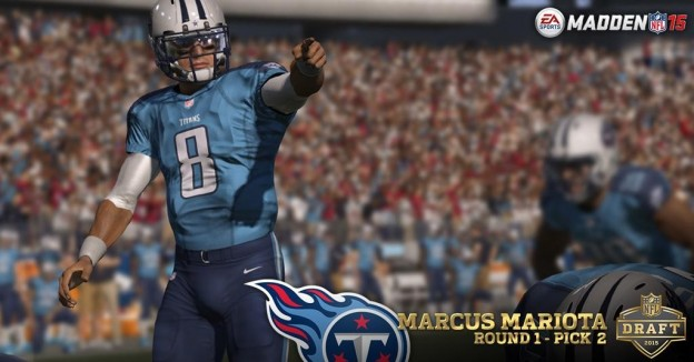 Madden NFL 15 Screenshot #258 for PS4