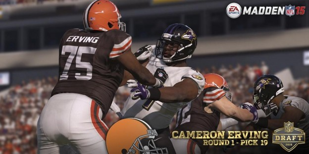 Madden NFL 15 Screenshot #277 for PS4