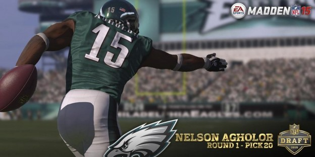 Madden NFL 15 Screenshot #278 for PS4