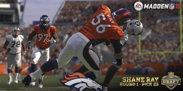 Madden NFL 15 Screenshot #281 for PS4
