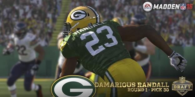 Madden NFL 15 Screenshot #289 for PS4