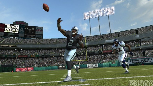 Madden NFL 08 Screenshot #4 for Xbox 360