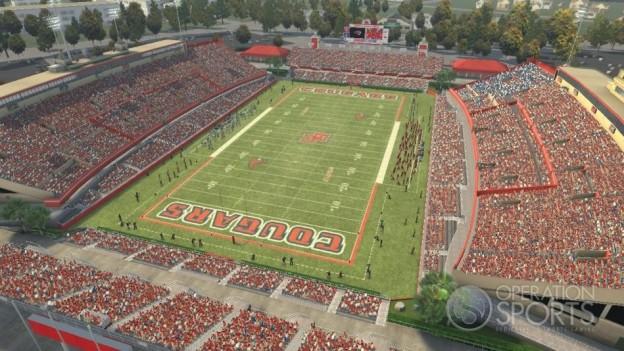 NCAA Football 09 Screenshot #595 for Xbox 360