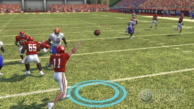 NCAA Football 09 Screenshot #596 for Xbox 360