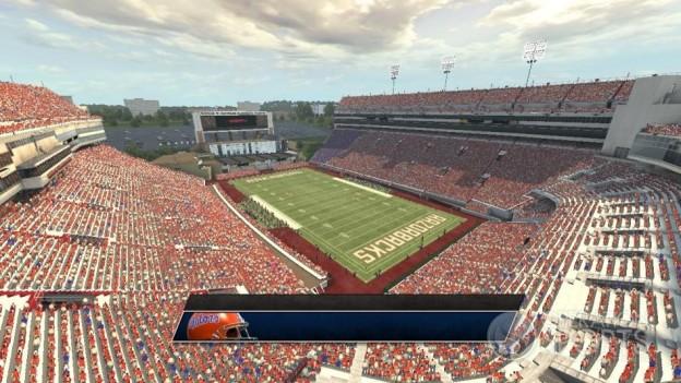 NCAA Football 09 Screenshot #597 for Xbox 360