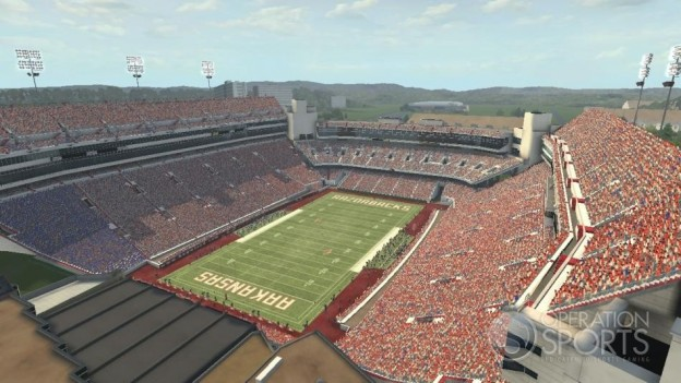 NCAA Football 09 Screenshot #600 for Xbox 360