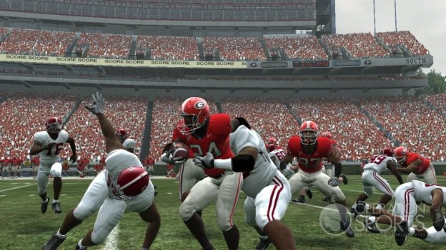 NCAA Football 09 Screenshot #601 for Xbox 360