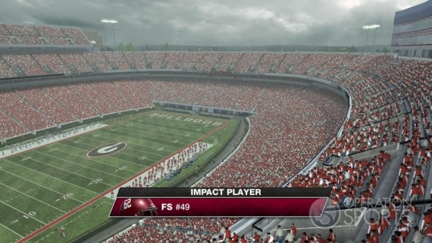 NCAA Football 09 Screenshot #602 for Xbox 360