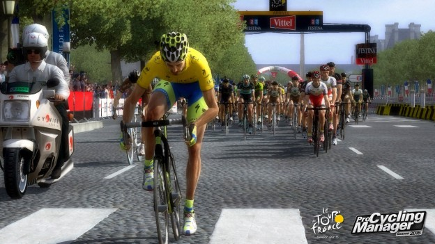 Pro Cycling Manager 2015 Screenshot #1 for PS4