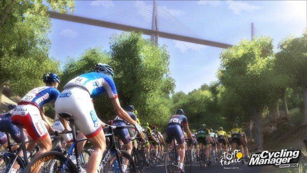 Pro Cycling Manager 2015 Screenshot #4 for PS4