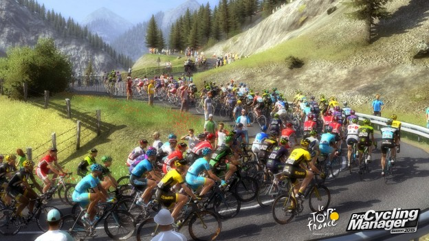 Pro Cycling Manager 2015 Screenshot #6 for PS4