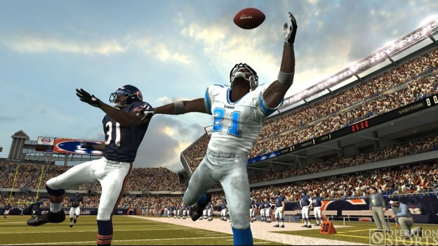 Madden NFL 08 Screenshot #5 for Xbox 360