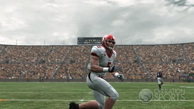 NCAA Football 09 Screenshot #607 for Xbox 360